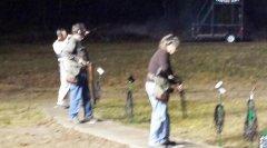 Trap Shooting, Pemigewasset Valley Fish & Game Club, Holderness, NH